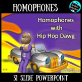 Homophones PowerPoint Lesson