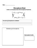 Homphone Hunt