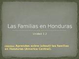 Honduras Cultural Activity