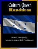 Honduras Internet Activity