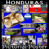Honduras  Photo Poster - Horizontal