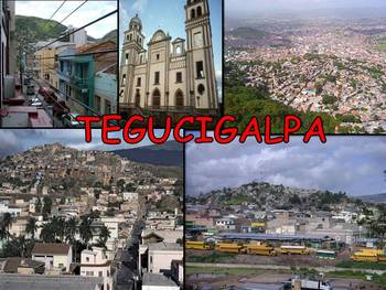 Honduras Spanish Power Point
