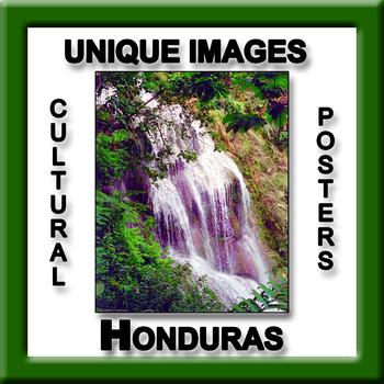 Honduras in Photos Poster - Vertical
