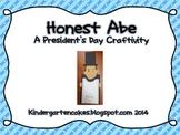 Honest Abe: A President's Day Craftivity