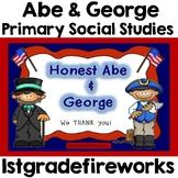 Honest Abe & George