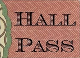Honest Abe- Hall Pass