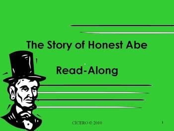 Honest Abe Read-Along Lesson Plan - History, Mathematics and Language Arts