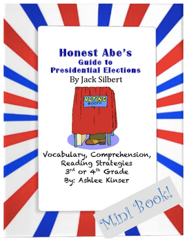 Honest Abe's Guide to Presidential Elections - Mini book p