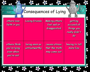 Honest Tea:  Why Lie SMARTboard Lesson