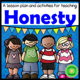 Honesty Trustworthiness  Lesson and Discussion Guide