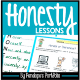 HONESTY Lessons and Activities - Character Education