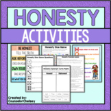 Honesty Activities For Character Education Lessons