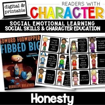 Honesty - Character Education | Social Emotional Learning SEL