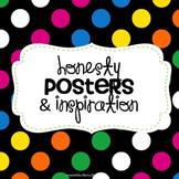 Honesty Posters