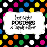 Honesty Posters