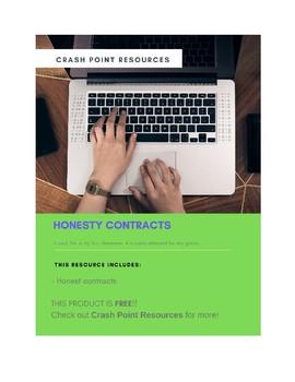 Honesty contract