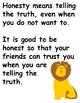 Honesty with Lion Larry - Telling the truth