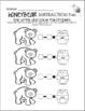 Honey Bear Subtraction Fun - Little Math Pack (Math By Dice)