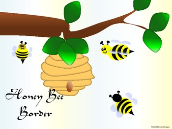 Honey Bee Borders