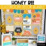 Honey Bee Classroom Decor Bundle