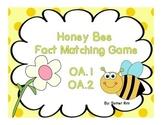 Honey Bee Fact Matching Game