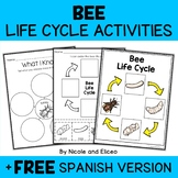 Honey Bee Life Cycle Activities