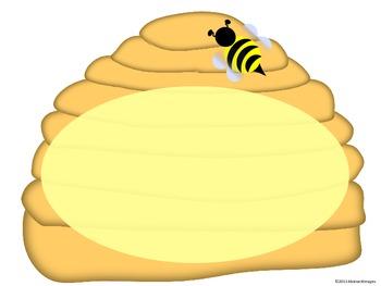 Honey Bee Signs