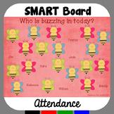 SMARTBoard Attendance Bees