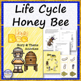 Honey Bee Theme Story and Activities