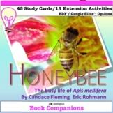 Honey Bee by Fleming pdf Google Slides™ book companion w w