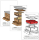 Beehive Nomenclature Book - Red