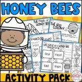 Honey Bees | Honey Bee Life Cycle