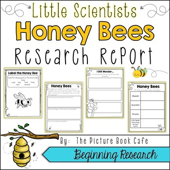 Animals Research Report Honey Bees