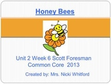 """""""Honey Bees"""" Instructional Guide for Reading Street 2013"""