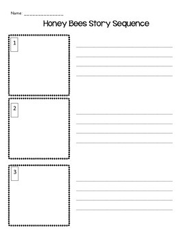 Honey Bees Sequence Activity