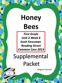 Honey Bees---Supplemental--Reading Street 1st Grade