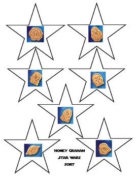 Honey Graham Star Wars Sort and Graph