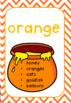 Honey Pot Color Posters