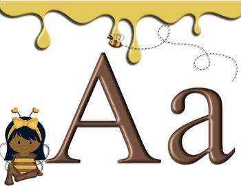 Honeybee ABCs
