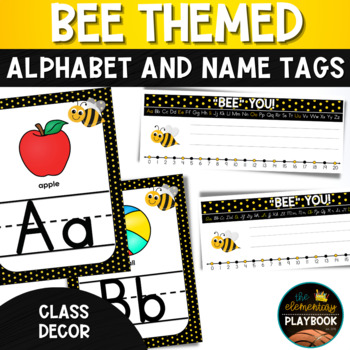 Honeybee Classroom Decor