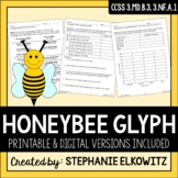 Honeybee Glyph Craft and Math Activity