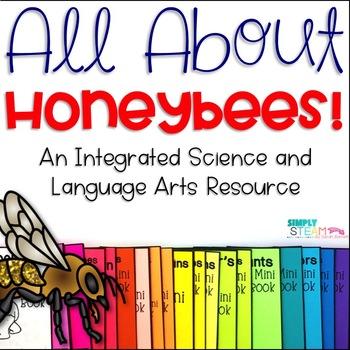 Honeybee Life Cycle Worksheet and Mini-Book