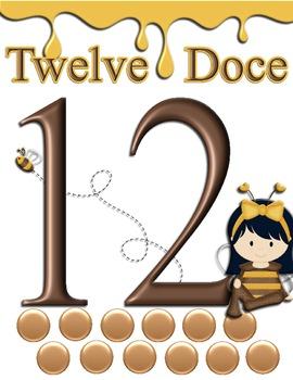 Honeybee Numbers 11-20 part 2