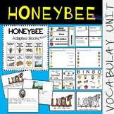 Honeybee VOCABULARY UNIT (SPED/Autism/Elementary)