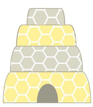 Honeybee printable activities door theme decor