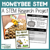 Honeybees: A STEM Research Project {Digital & Printable}
