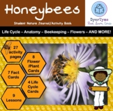 Honeybees! Nature Journal and Lessons