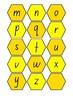 Honeycomb Alphabet
