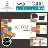 Honeycomb Back to School Slideshow