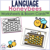 Honeycomb Language No Prep Speech Therapy